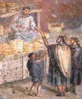 Gusti e sapori dell antica roma for Cucina antica roma